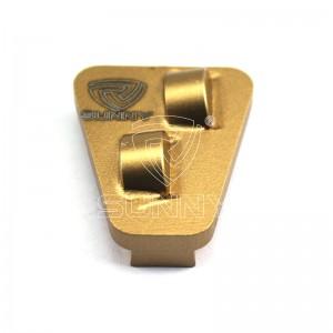 Tiger Scanmaskin Redi Lock PCD Grinding Disc For Removing Floor Coatings