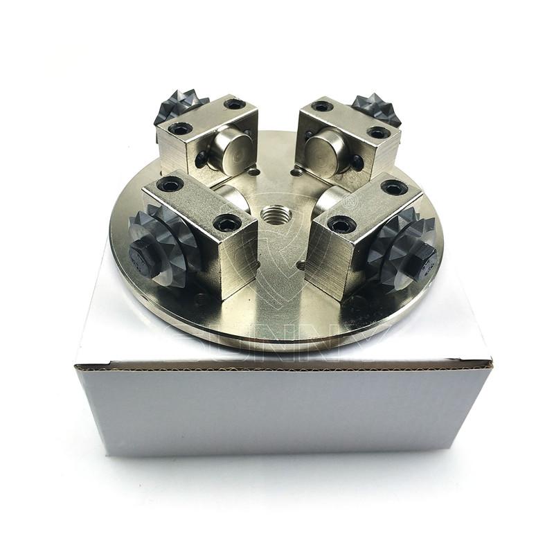 150mm 4 heads bush hammer plate for bush hammering steons (9)