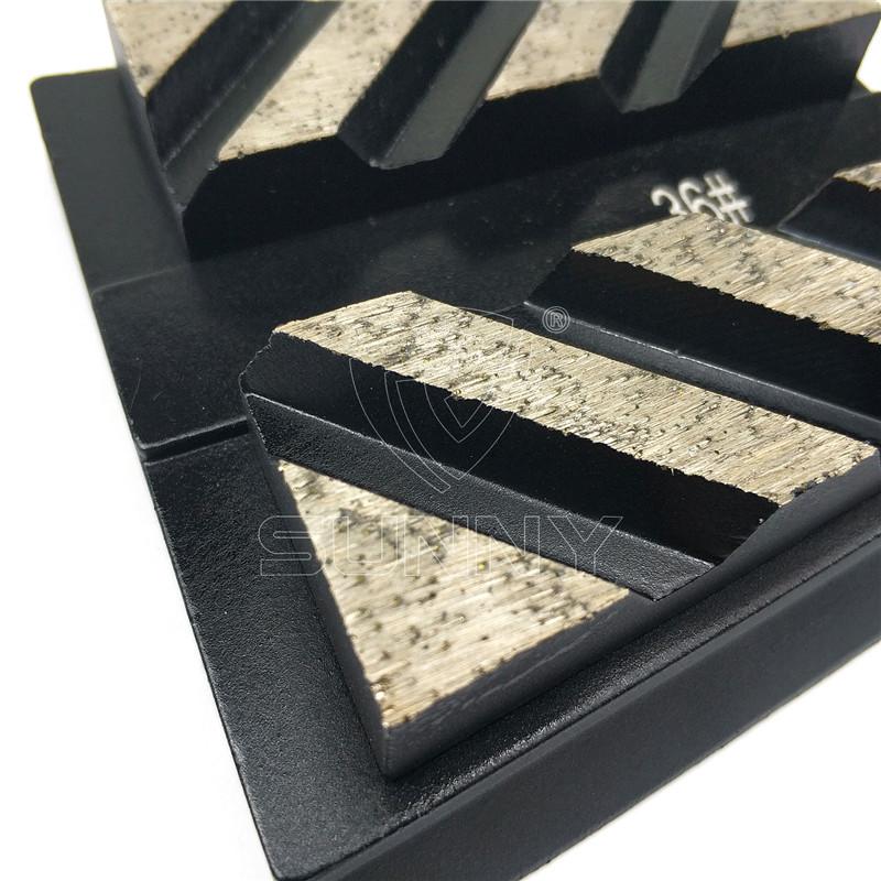 Online Exporter Marble Grinding Tools - Abrasive Metal Bond Diamond Frankfurt For Grinding Granite Marble Stones – Sunny Superhard Tools
