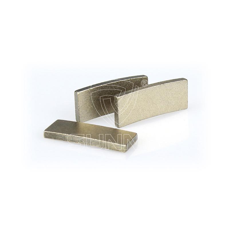 Superior Quality Granite Cutting Segments Manufacturer In China