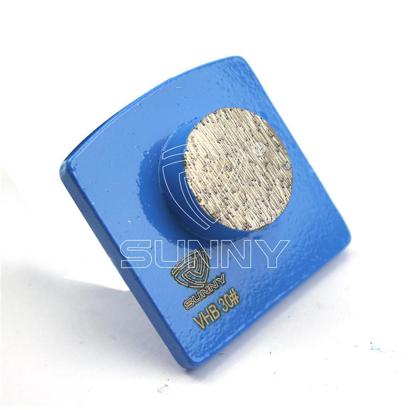 Husqvarna Redi Lock Diamond Grinding Segments For Concrete Surface Preparation Featured Image