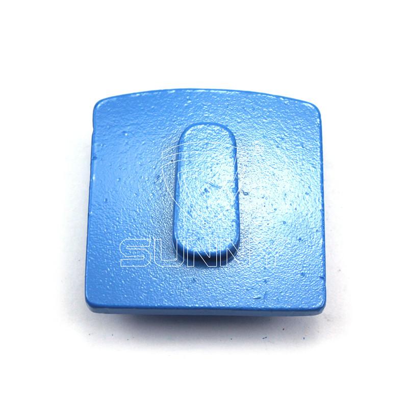 Husqvarna Redi Lock Diamond Grinding Segments For Concrete Surface Preparation