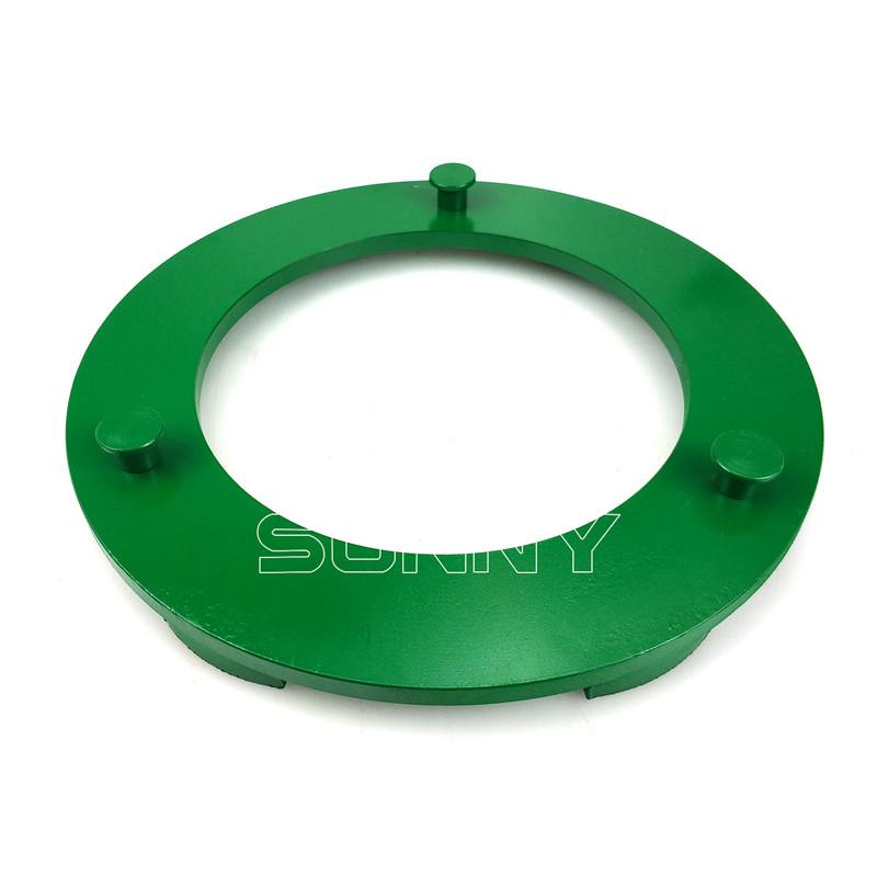 240mm Klindex Ring For Grinding Concrete Granite Marble Floor