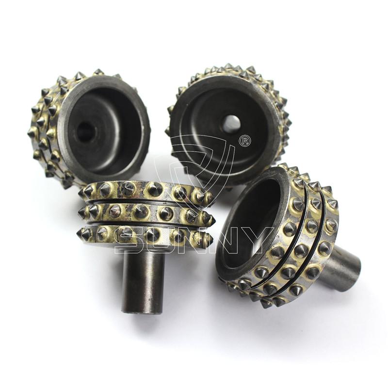 Factory Cheap Hot Bosch Bush Hammer – 48 Tooth Floorex Bush Hammer Roller For Sale – Sunny Superhard Tools