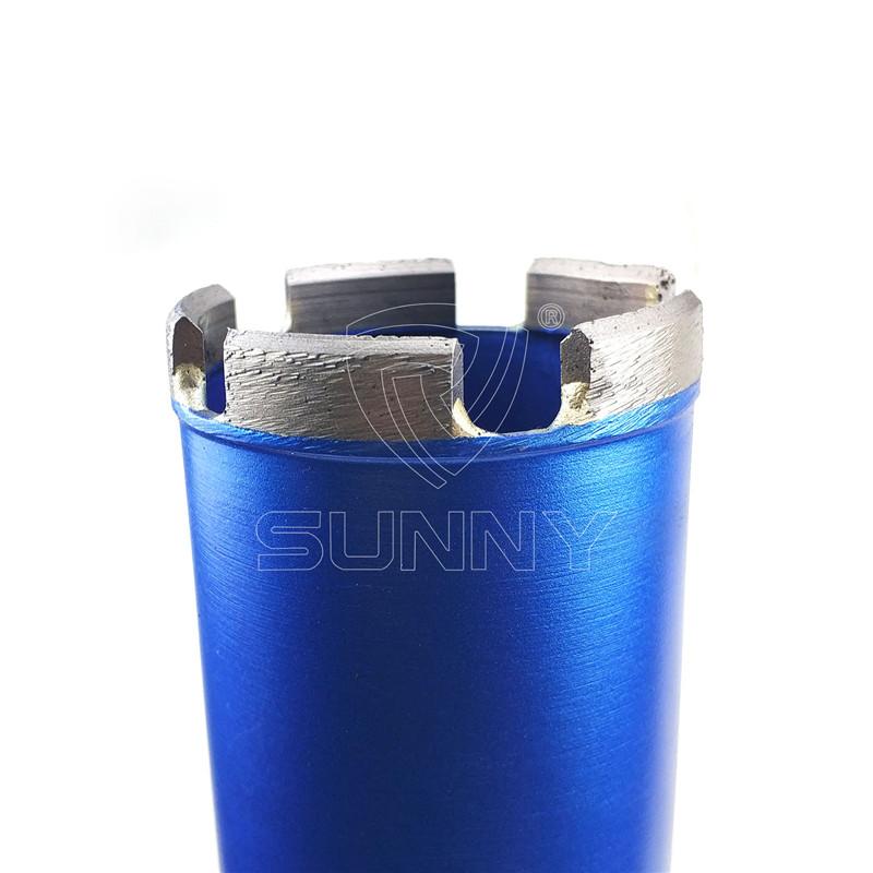 Best Price on Diamond Core Drill Bit Repair - 60mm Diamond Core Drill Bit For Drilling Concrete – Sunny Superhard Tools