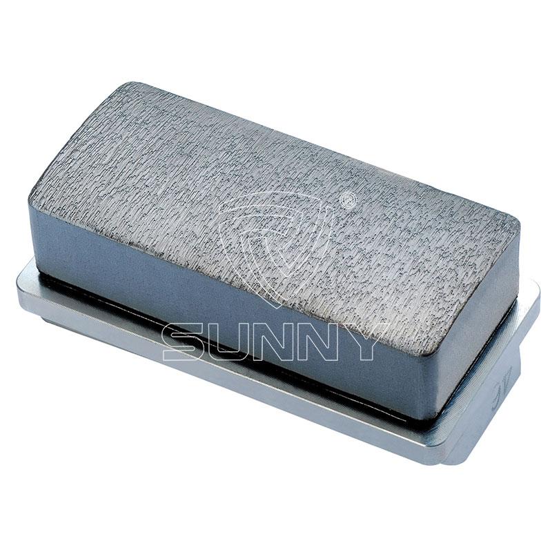 Metal Bonded Abrasive Diamond Fickert For Grinding Granite Marble Stones